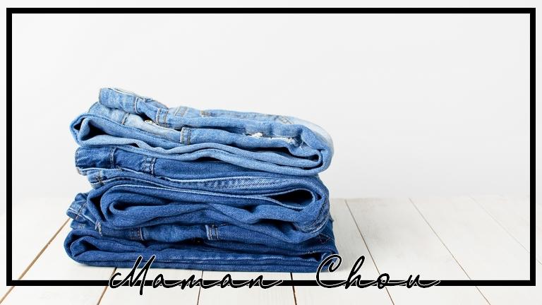 Le jeans star des looks d'automne pour les kids!