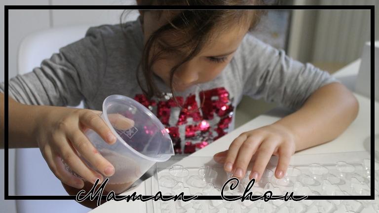 La Fabrik à bonbons Têtes Brulées : On joue au chimiste avec Ninie !