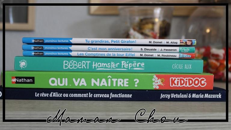 [BIBLIOTHÈQUE 2020] Les livres de Janvier !