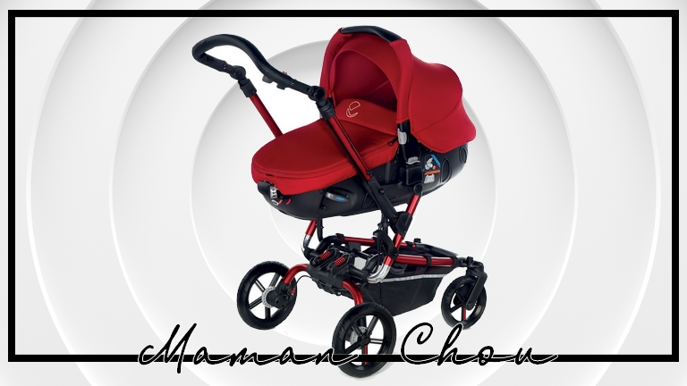 Revue de poussette : Jané Epic duo Matrix Light 2 pour Trotro