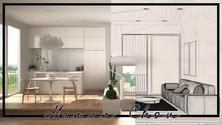 Extension de maison, placards et séparation de pièce. Comment gagner de l'espace à la maison ?