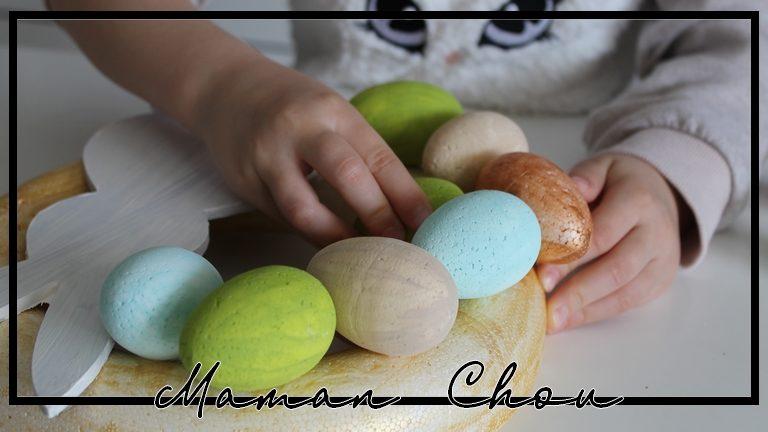 Pâques à 4 mains cette année !