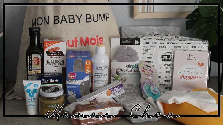 Sweetie Box : Mon Baby Bump