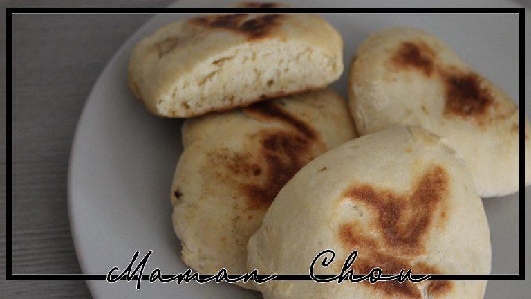 Recette : du pain sans levure boulangère et sans four c'est possible !