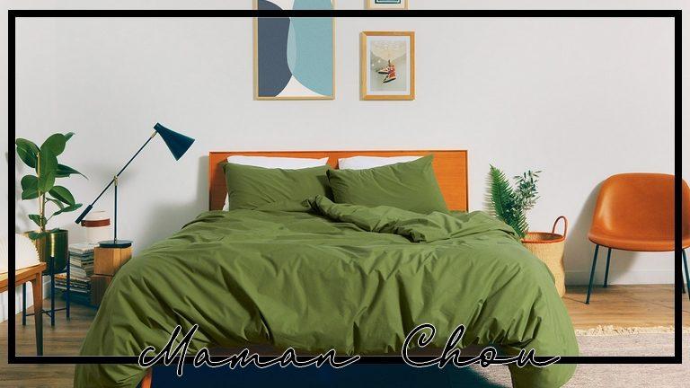 Notre future chambre, mes envies linge de lit et déco