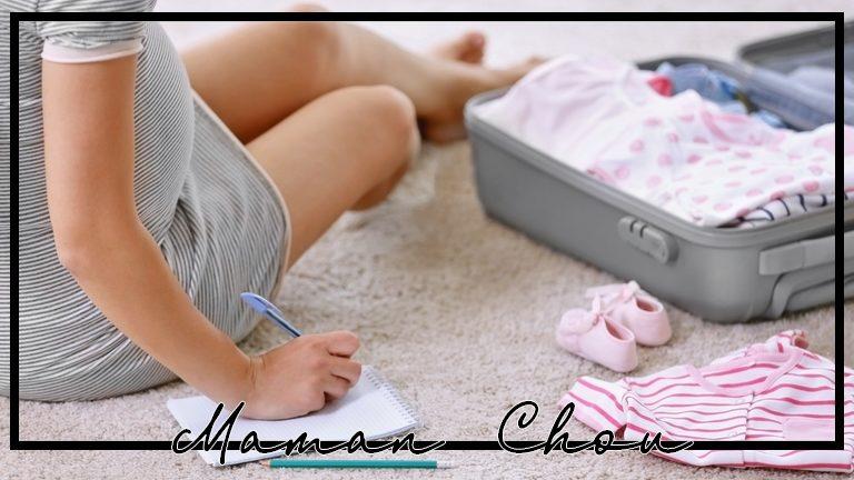 [GUIDE D'ACHAT] Les indispensables pour le séjour à la maternité