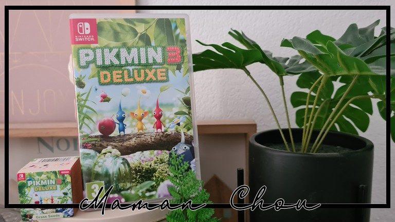 Balade au jardin d'Eden : Pikmin 3 Deluxe