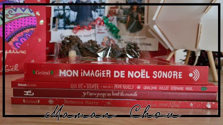 [NOËL 2020] Les livres pour attendre Noël