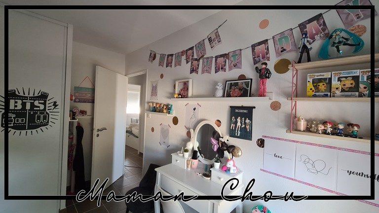 Projet déco : La chambre de Ninie