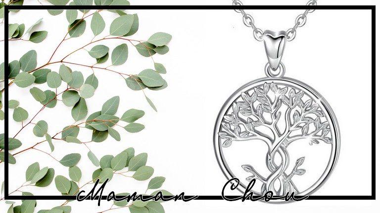 Les bijoux arbre de vie