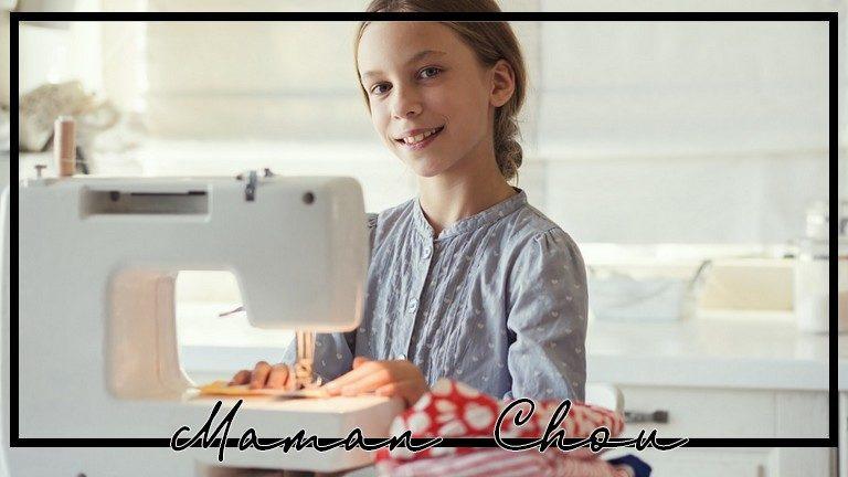 Quelle machine à coudre choisir pour un enfant ?