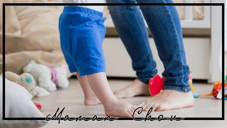 Sélection de premières chaussures pour bébé