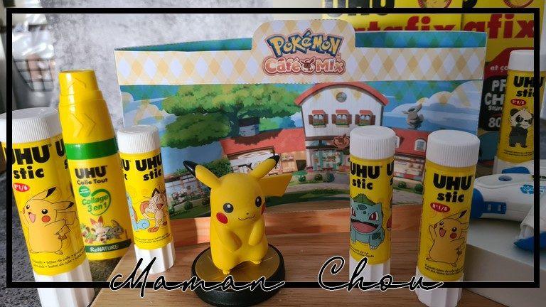 Son premier diorama Pokémon avec UHU