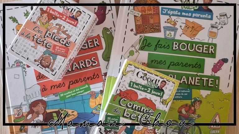 Dr. Good Kids, des livres et des jeux pour tout savoir !